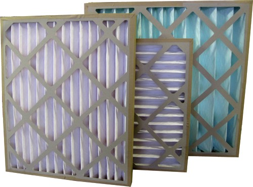 High Performance Pleated Panel Filters