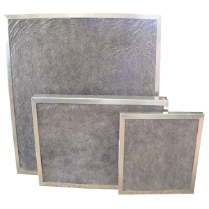 activated carbon panel filters bonded