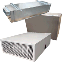 panel air filters manufactured by Airclean