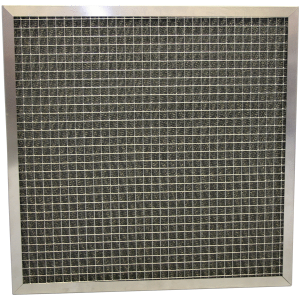 metal washable air filter