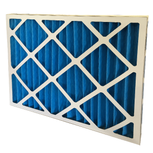 pleated panel air filter g4 to en779