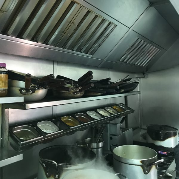 Duct and Canopy Cleaning in Kent - Kitchen Canopy