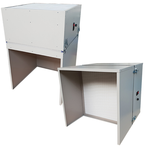 Table Top HEPA Laminar Flow Cabinet